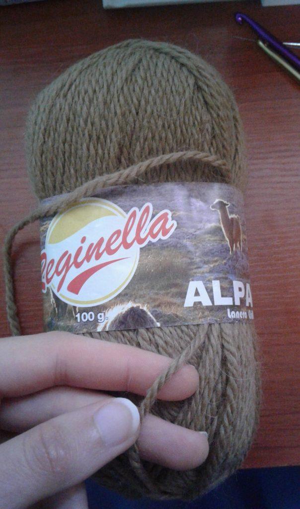 alpaca wool blend yarn